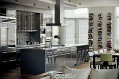 kitchen design by rene desjardins