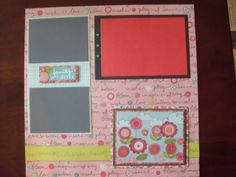 Family scrap page (2 of 2)
