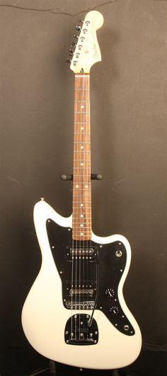 Fender Standard Jazzmaster HH Pau Ferro Olympic White