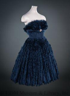 Jean Desses Cocktail Dress, cir. 1954