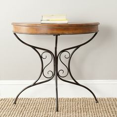 Found it at Wayfair - Bertha Console Table