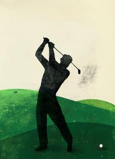 lucia calfapietra _ golf