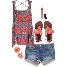 """Untitled #530"" by rachel-rae812 on Polyvore"