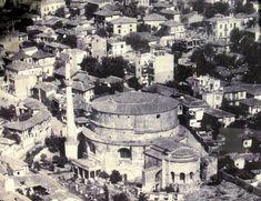 Rotunda Thessaloniki, Macedonia Greece, The Past, Greek, Places To Visit, Europe, Island, Lost, Painting