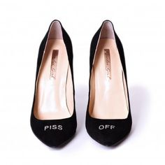 SAY IT - from Kandee Shoes UK