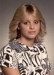 Kim Gamble uploaded this image to 'Kids'. See the album on Photobucket. 80s Haircuts, 1970s Hairstyles, Feathered Hairstyles, Layered Haircuts, Hairstyles With Bangs, Pretty Hairstyles, Dress Hairstyles, Short Haircuts, Feathered Hair Cut