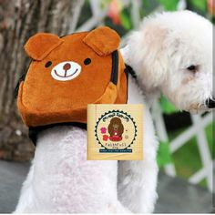 Bear bag Available size S  Price $25