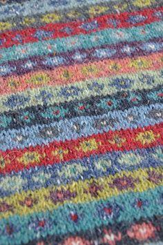 Rowan, felted tweed
