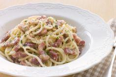 Spaghetti Carbonara on Yummly