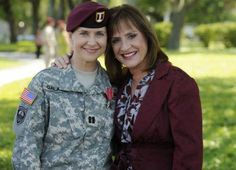 Kellie Martin - Army Wives