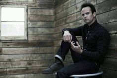 I'm kind of in love with Boyd Crowder, portrayed by Walton Goggins on Justified.