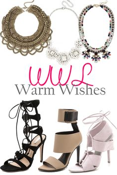e3c9986e7ae9 A Lacey Perspective  Wednesday Wish List - Warm Wishes Wednesday Wishes