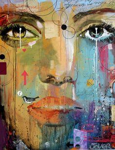 Dface Painting Ideas