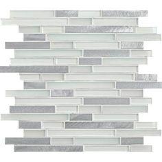 Gray white some brown tones modern subway kitchen - American tin tiles wallpaper ...