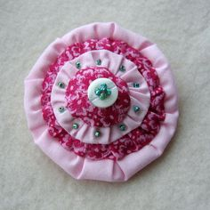 fabric yoyo crafts - Google Search