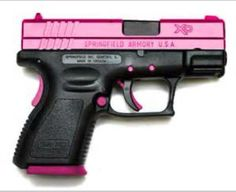 Pink Gun.... This is what mine will look like