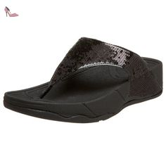 FitFlop - Chaussures, noir, taille 40 - Chaussures fitflop (*Partner-Link)