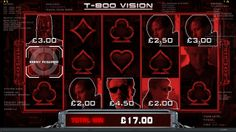 TERMINATOR 2 Cyberdyne Systems Model 101 has a new mission. And it's going to be every inch the blockbuster. Expect sparks to fly in this spectacular five-reel, 243 ways-to-win online slot.You can find it at CasinoRewardsGroup. Win Online, Online Casino, System Model, Table Games, Slot, Darth Vader, Entertaining, Role Playing Board Games, Board Games