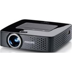"""Philips PicoPix PPX3614 Projektor jest wyposażony w zintegrowaną przeglądarkę internetową, która umożliwia bezpośrednie wejście do Internetu bez konieczności nawiązywania połączenia ze smartfonem lub komputerem przenośnym. Wyświetlanie filmów i obrazów HD o wielkości do 305 cm (120"""") View all your favorite media in large screen format up to 120"""" by connecting the PicoPix pocket projector to your devices. Enjoy the convenience of cable free connection with WiFi and DLNA functionality."""