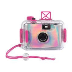 Underwater Pictures, Underwater Lights, Appareil Photo Waterproof, Photos Sous-marines, Single And Happy, 35mm Camera, Pink Camera, Nikon Dslr, Lens Flare