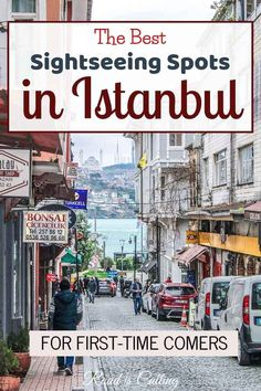 Ive Picked Only The Best Must-See Istanbul Sightseeing Spots Which Are Great For First Comers And Anyone Else Who Is Revisiting Istanbul. Find All Those Unique Things To Do In Istanbul On Your Trip Travel Advice, Travel Guides, Travel Tips, Travel Goals, Travel Style, Turkey Destinations, Travel Destinations, Sites Touristiques, Istanbul Travel