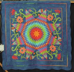 405 Best Folk Art Quilts Images Applique Quilts Quilt