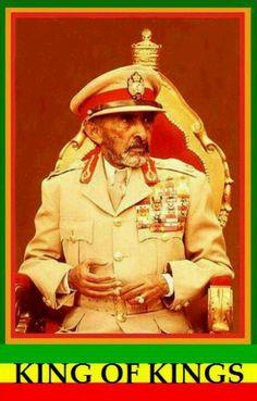 King Haile Salassie