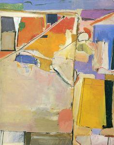Richard Diebenkorn, Urbana No 5, Beachtown