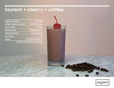 Directions: Combine all ingredients in a blender and blend until smooth. Garnish with a cherry on top!