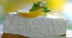 The  Limoncello Cheesecake Will Make You Fall In Love With Baking All Over Again