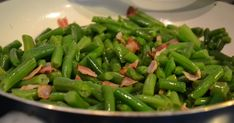 Cholesterol, Food Art, Green Beans, Good Food, Food And Drink, Low Carb, Cooking Recipes, Meals, Vegetables