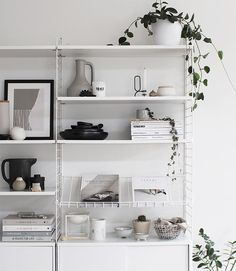 A New Magazine Shelf for the String