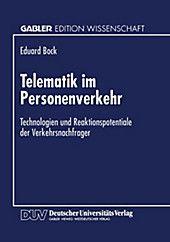 Telematik im Personenverkehr. Products, Technology, Freiburg, Book, Gadget