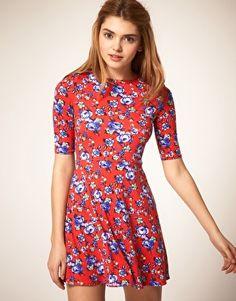 short dress, but cute