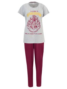 Shop these Ladies Harry Potter PJs and you will have a wand-erful sleep. 7ed9f8473