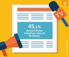 #jornalismo #jornalista #dados #innovare #innovarepesquisa #pesquisa #jornalism #brasil #brazil #broadcast  07 de Abril - Dia do Jornalista
