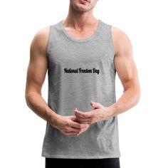 The National Freedom Day | American Flag Apparel Baseball T Shirts, Tank I, Tank Tops, Superhero Man, Citations Film, T-shirt Humour, Cool Shirt Designs, Epic Beard, Pullover