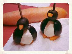 Nicht von uns, aber eine super Idee diese #Pinguine!