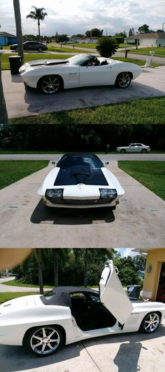 1967 Replica 1999 C5 Corvette Chassis Corvette C5, Car Tuning, Door Hinges, Cars For Sale, Muscle, Florida, The Unit, American, Cars For Sell