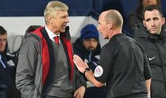 Arsenal boss Arsene Wenger in hot water with FA over Mike Dean comments    via Arsenal FC - Latest news gossip and videos http://ift.tt/2ED9yun  Arsenal FC - Latest news gossip and videos IFTTT