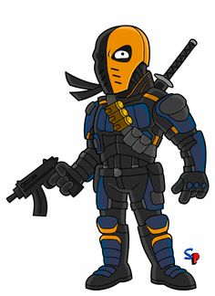 "They call him ""Deathstroke""..."