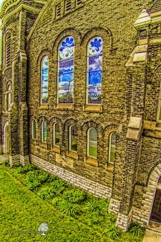 Gathering Place On Dundas City Art, Ontario, Tower, London, Building, Places, Photography, Travel, Photograph