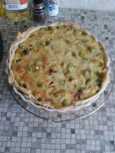 f124da5aaa7b9f Spruitjes hartige taart Makkelijk te maken spruitjes 500gr. 1 rookworst ui  appel en 250 slagroom