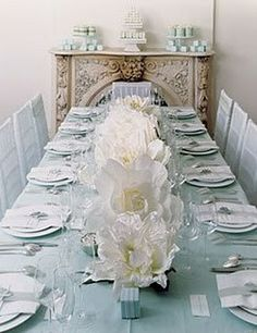 Robin's Egg Blue Wedding Color Palette  #coutureevents http://www.coutureeventssd.com