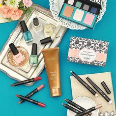 Sei Bella launches Summer Romance Palettes, Nail Colors, Lip Color Pencils, NEW Bella Fiore Perfume & more!