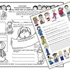 """FREE CITIZENSHIP AWARD to recognize your little ones for their positive classroom behavior. ....Follow for Free """"too-neat-not-to-keep"""" teaching tools & other fun stuff :)"""