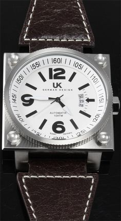 Uhr-Kraft Helicop I Automatic Date