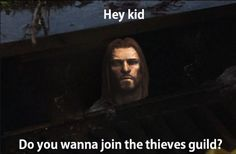 Thieves Guild #games #Skyrim #elderscrolls #BE3 #gaming #videogames #Concours #NGC