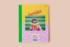 Issue 2 (SOLD OUT) | Hello Lunch Lady