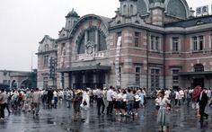 Seoul Station 서울역 1968-08-06 – 68D08-0704    by Pal Meir, Flickr